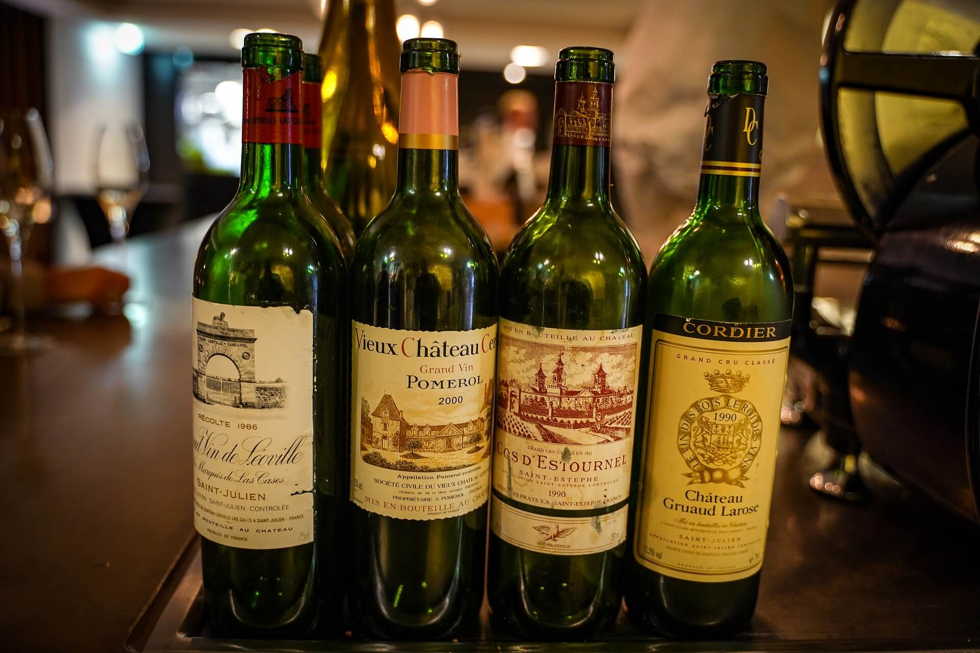 Comment lire et déchiffrer l'étiquette d'une bouteille de vin ?