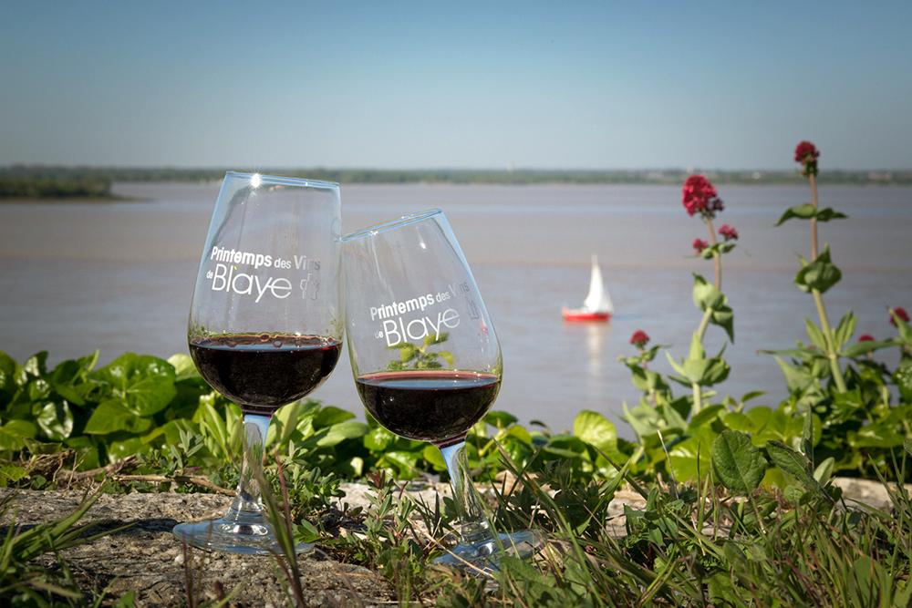 Événement : le Printemps des Vins de Blaye