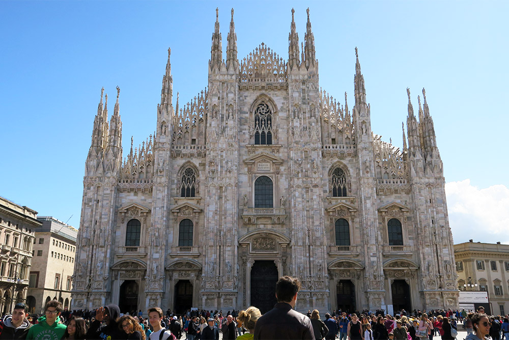 La cathédrale Il Duomo