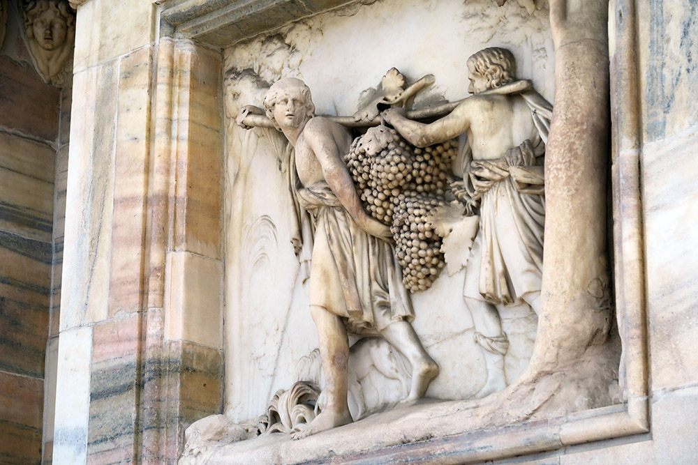 Il Duomo à Milan
