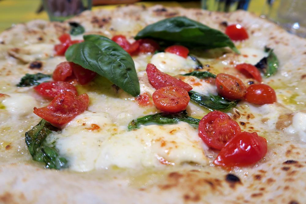 La meilleure pizza Milanaise