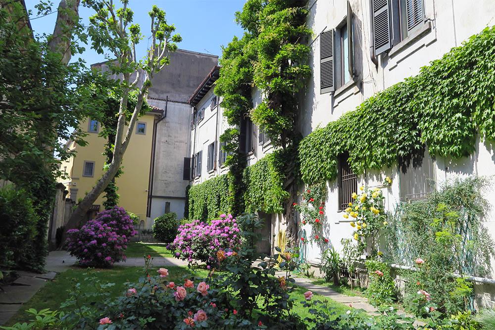 Jardins à Brera