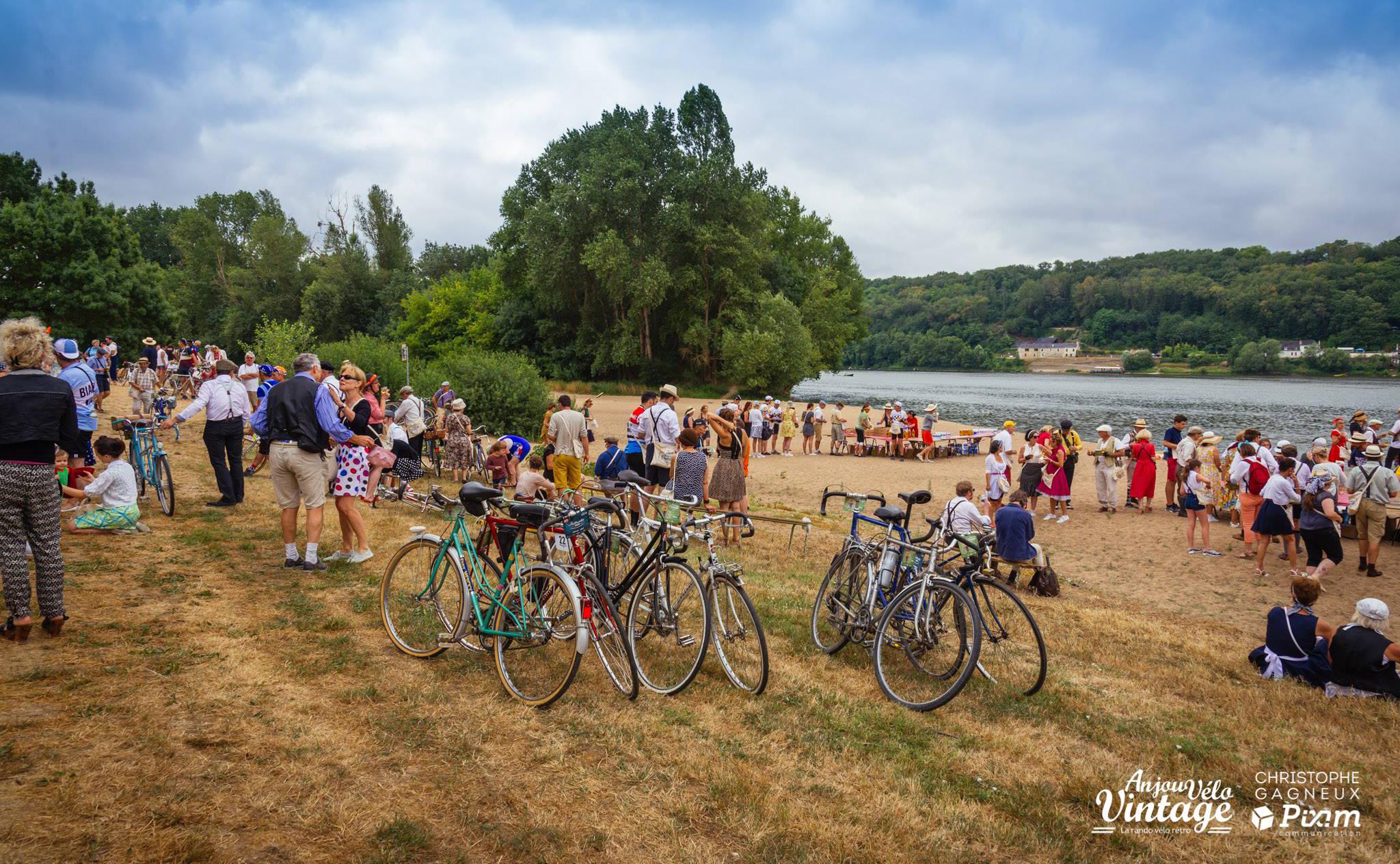 Découvrir les vins de Saumur avec Anjou Vélo Vintage
