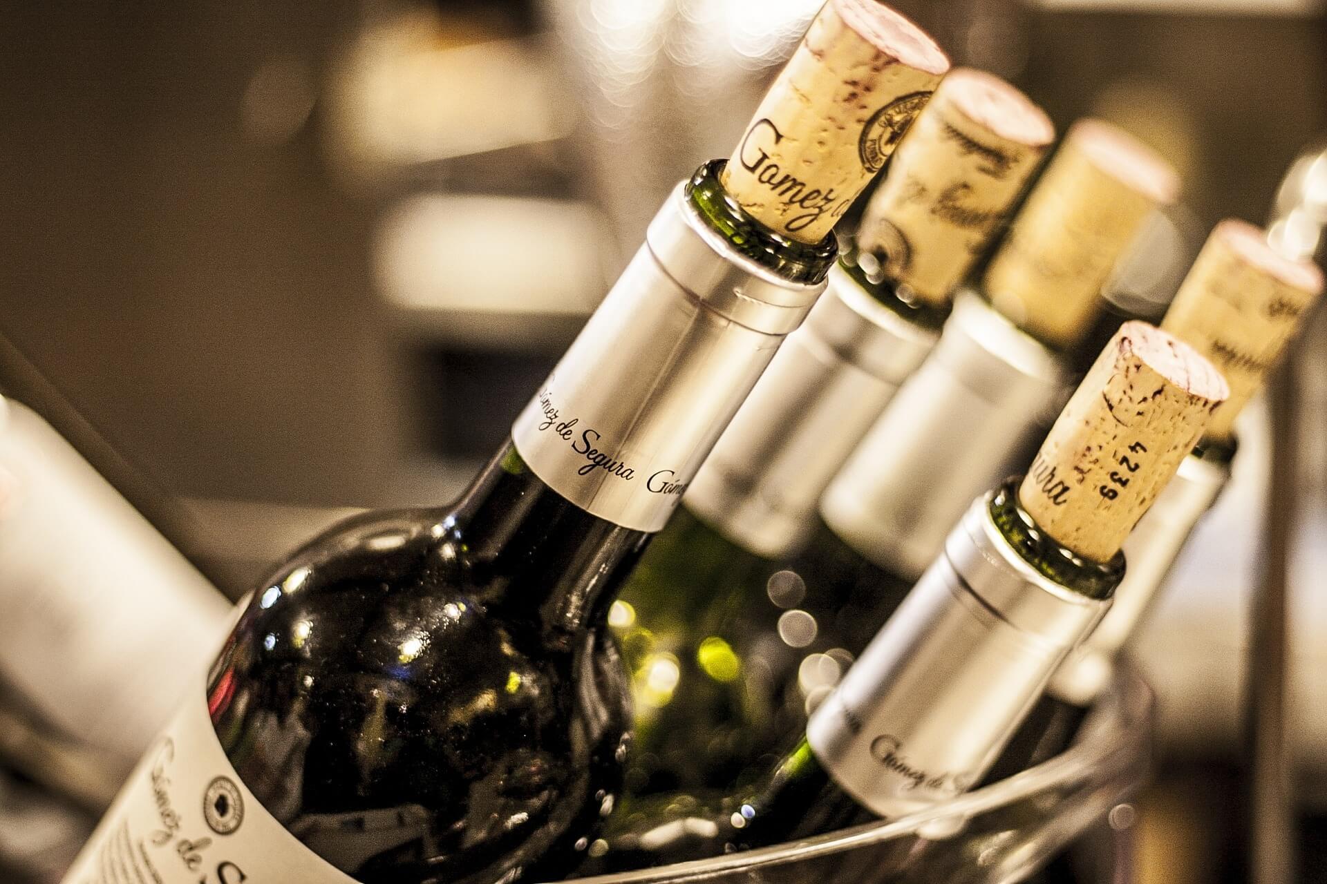 conserver bouteille vin ouverte