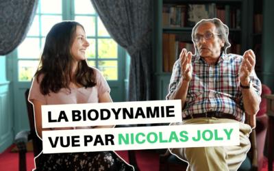 La biodynamie expliquée par Nicolas Joly
