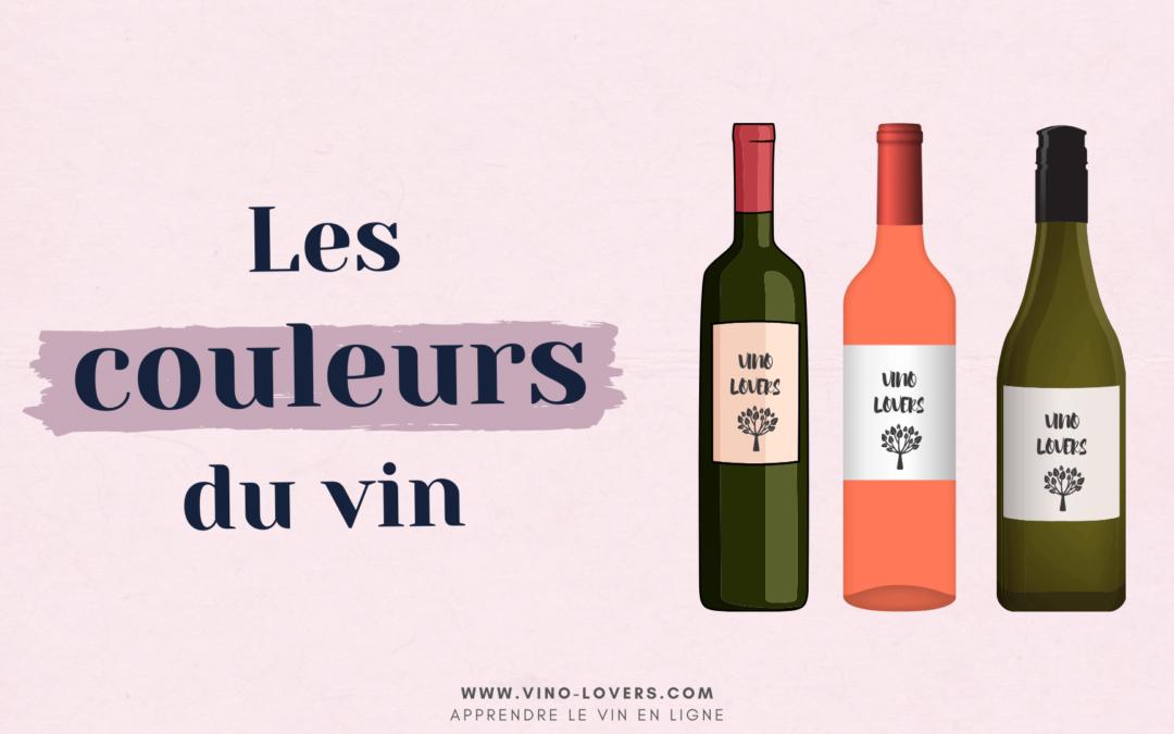Pourquoi le vin est-il rouge, rosé, blanc, gris ou encore orange ?
